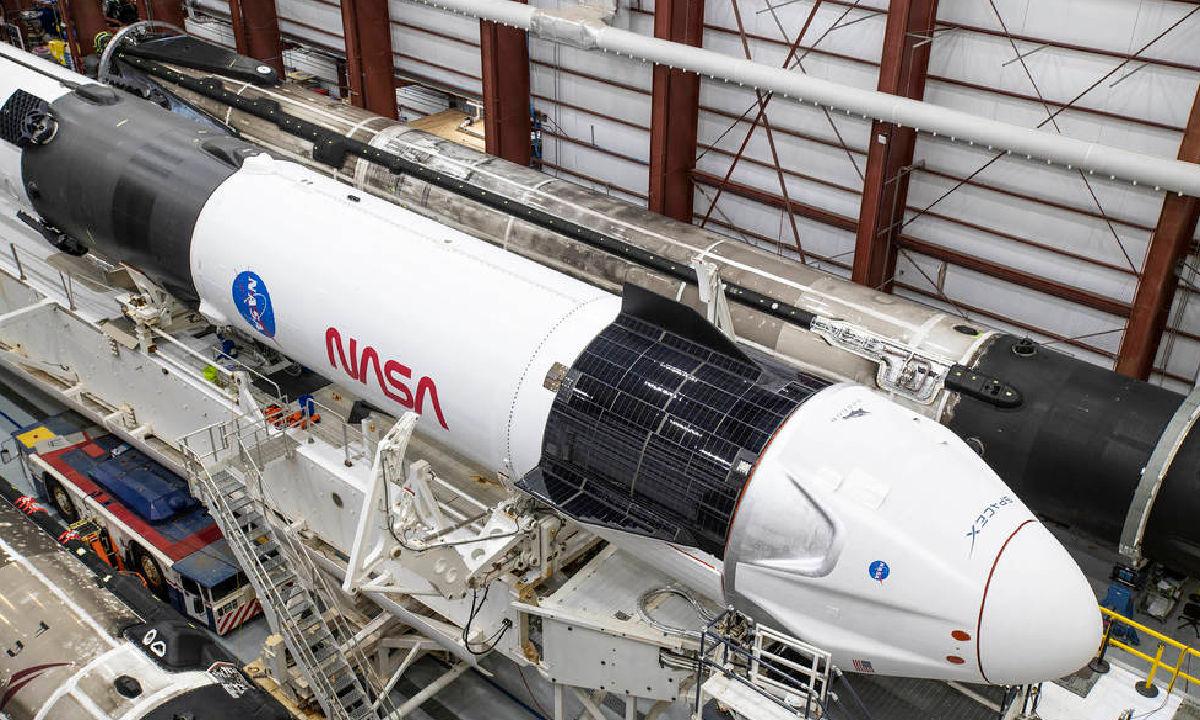 SpaceX Crew Dragon NASA