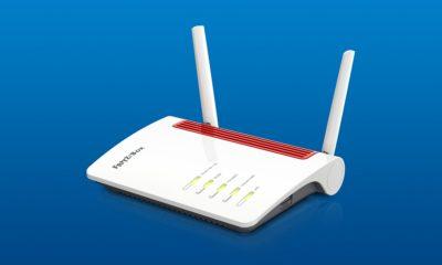 AVM presenta el FRITZ!Box 6850 LTE: disfruta de una conexión a Internet de alta velocidad en cualquier lugar 39