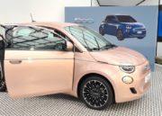 Nuevo Fiat 500e, presentación y toma de contacto 59
