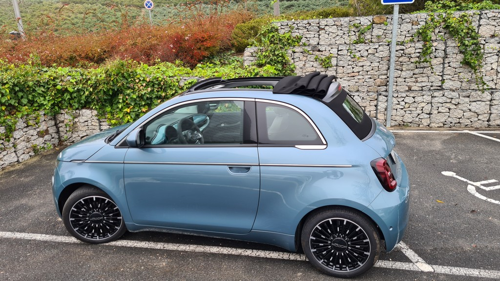 New Fiat 500e, presentation and introduction 38