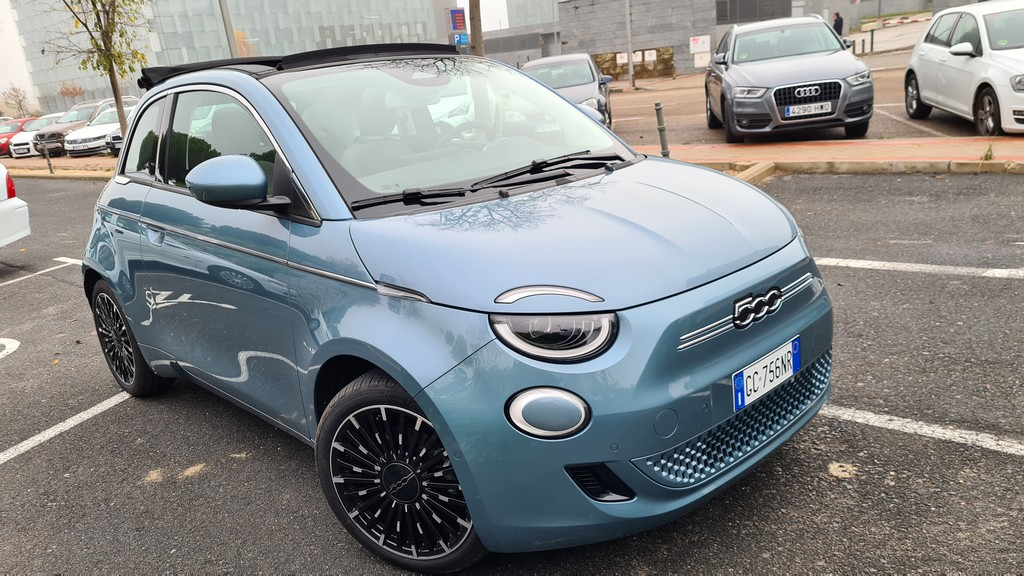 New Fiat 500e, presentation and introduction 36