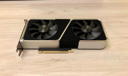 GeForce RTX 3060 Ti, análisis: una gama media con aires de gama alta 40