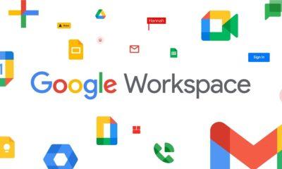 Google WorkSpace - Contactos de Google