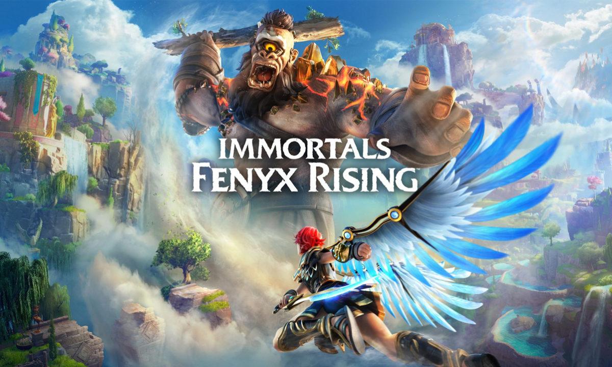 Immortals Fenyx Rising requisitos sistema PC