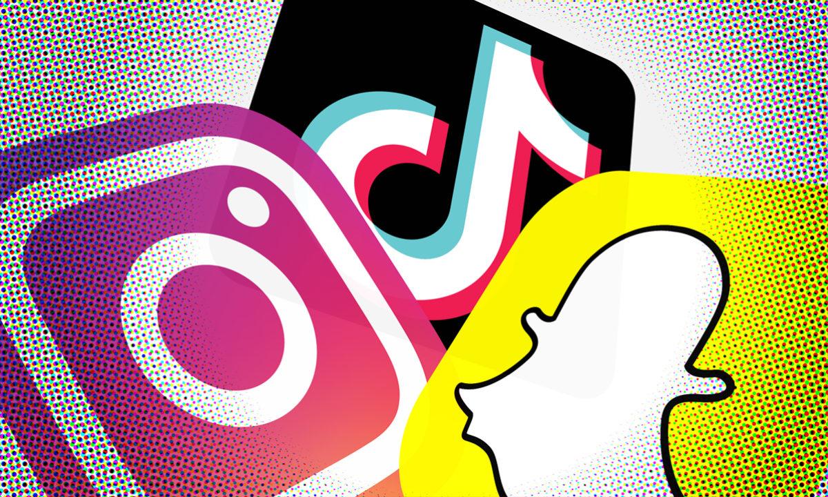 Intagram Reels vs TicTok vs Snapchat