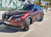 Nissan Juke 2020, parentescos 123