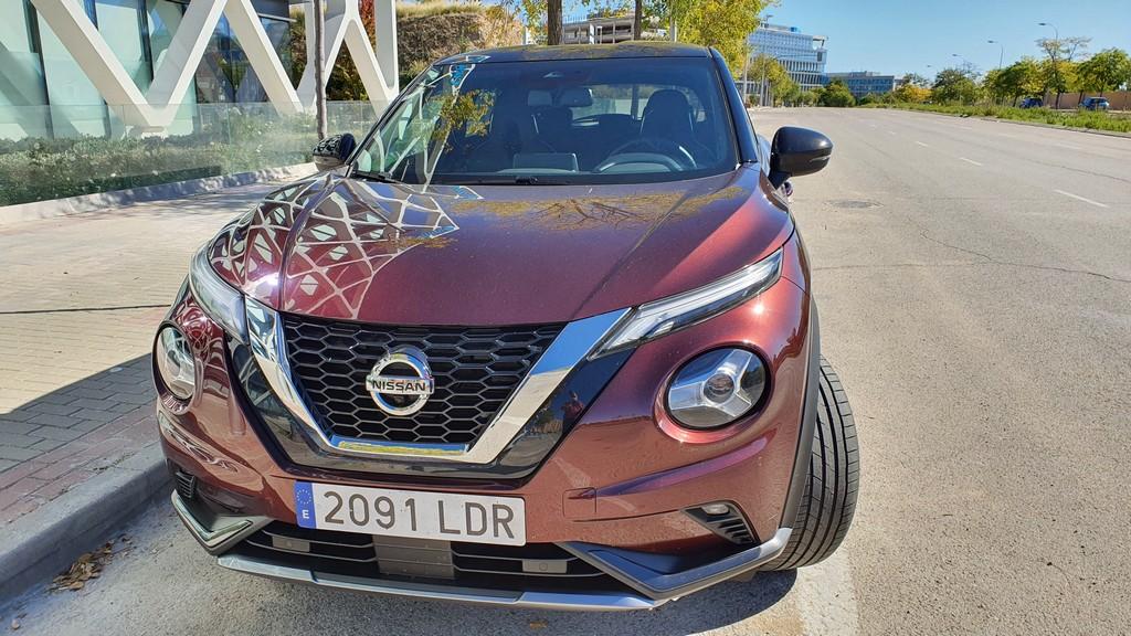 Nissan Juke 2020, relationships 31