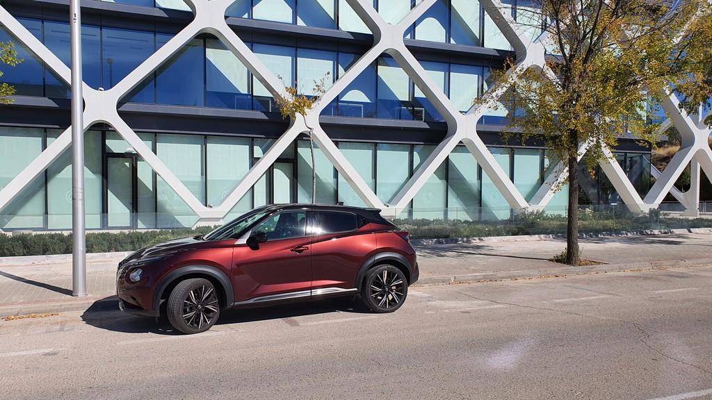 Nissan Juke 2020, relationships 33
