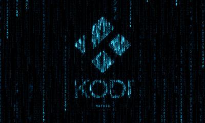 Kodi 19 Matrix