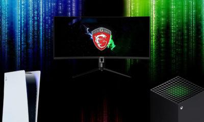 """MSI anuncia un """"modo consola"""" para sus monitores gaming 43"""