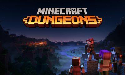 Minecraft Dungeons: el multijugador multiplataforma ya es inminente