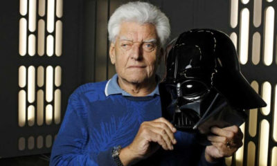 Muere David Prowse Darth Vader