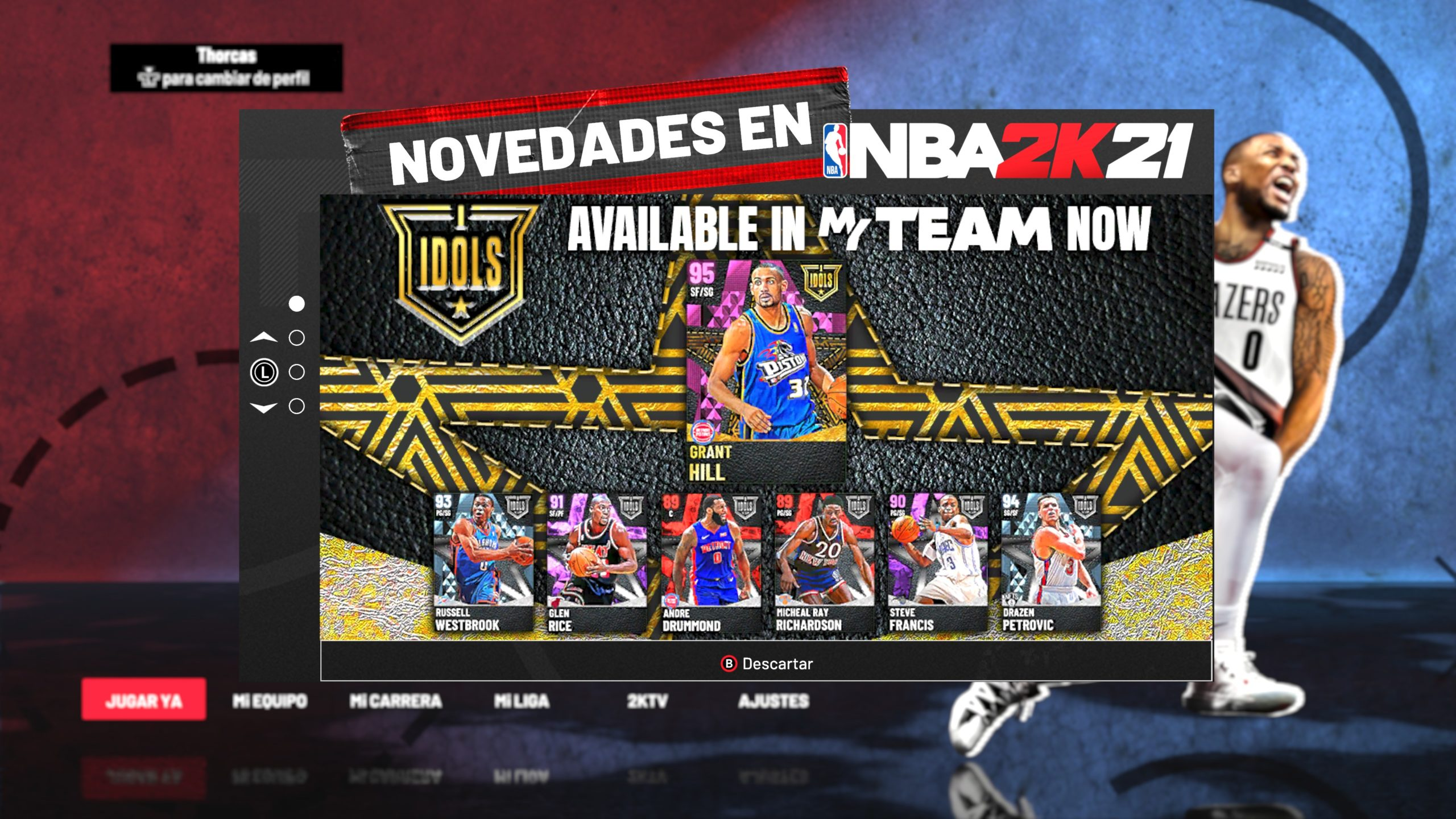 Nous analysons la NBA2K21 (Xbox One), grande salle de basket 40