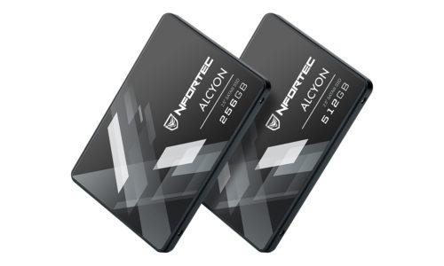 Nfortec Alcyon SATA SSD
