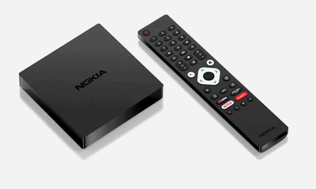 Nokia Streaming Box 8000: un set-top box de gama alta