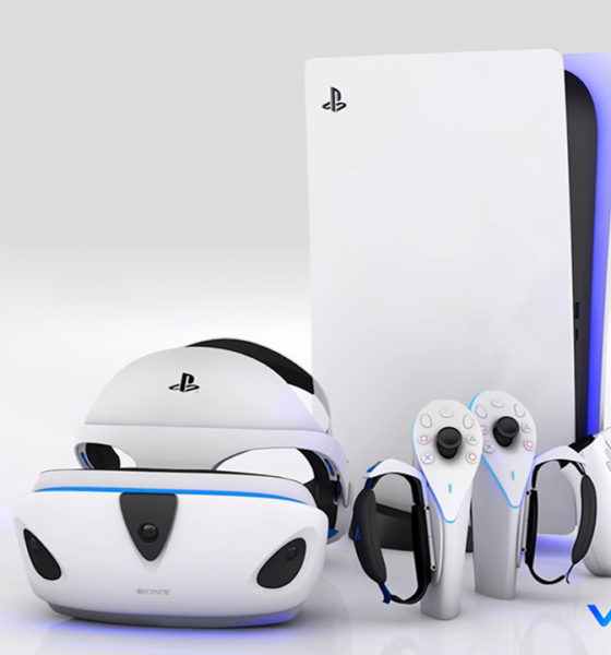 PS VR 2 PS5 Render