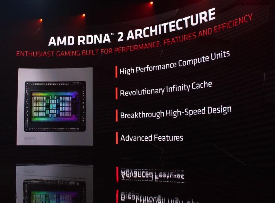 AMD RDNA 2 es una arquitectura pensada para 1440p y trazado de rayos activo 31