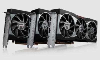 Radeon RX 6800 y Radeon 6800 XT portada