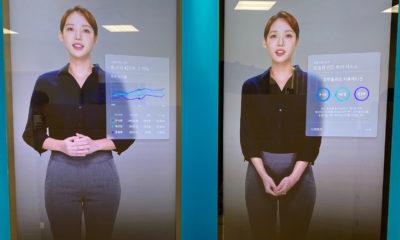 Samsung NEON Inteligencia Artificial Humana