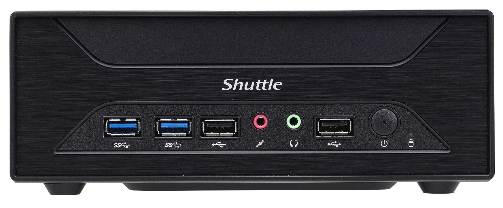 Shuttle XPC Slim XH410G