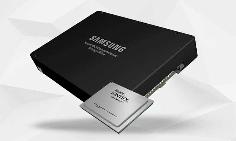 SmartSSD: Samsung and Xilinx bring more intelligence to storage