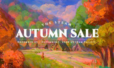 Vuelven las rebajas de otoño de Steam