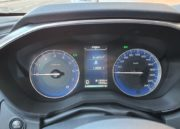 Subaru XV Híbrido, plataformas 120