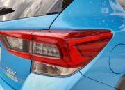 Subaru XV Híbrido, plataformas 134