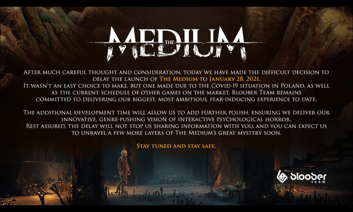 The Medium retrasado