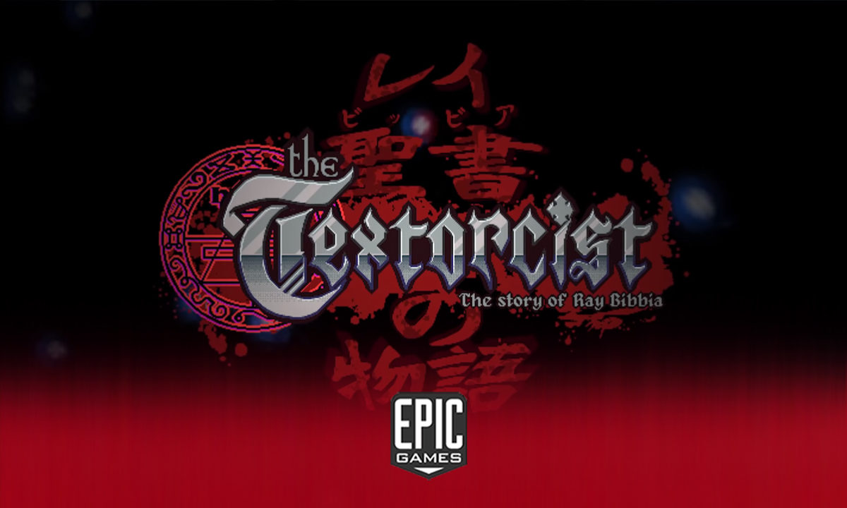 The Textorcist Juegos Gratis Epic Games Store