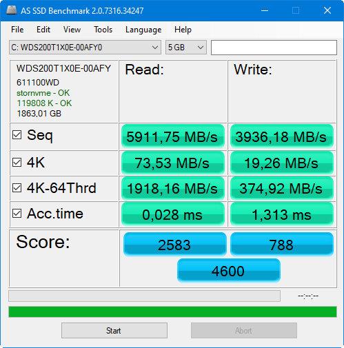 SSD WD_BLACK SN850: máximo rendimiento en almacenamiento cliente 44
