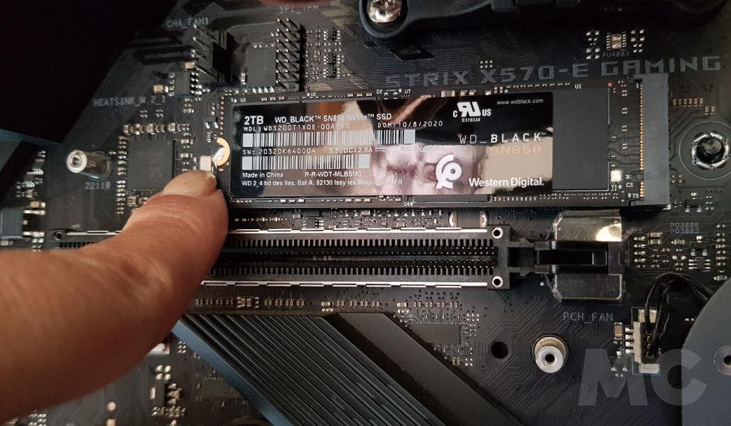 SSD WD_BLACK SN850: máximo rendimiento en almacenamiento cliente 36