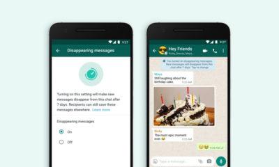 WhatsApp mensajes autodestruibles