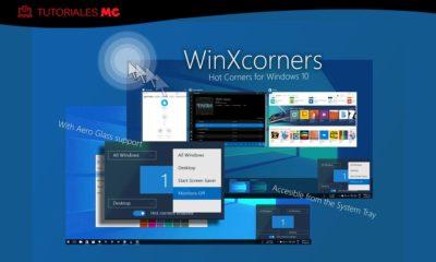WinXCorners - esquinas calientes