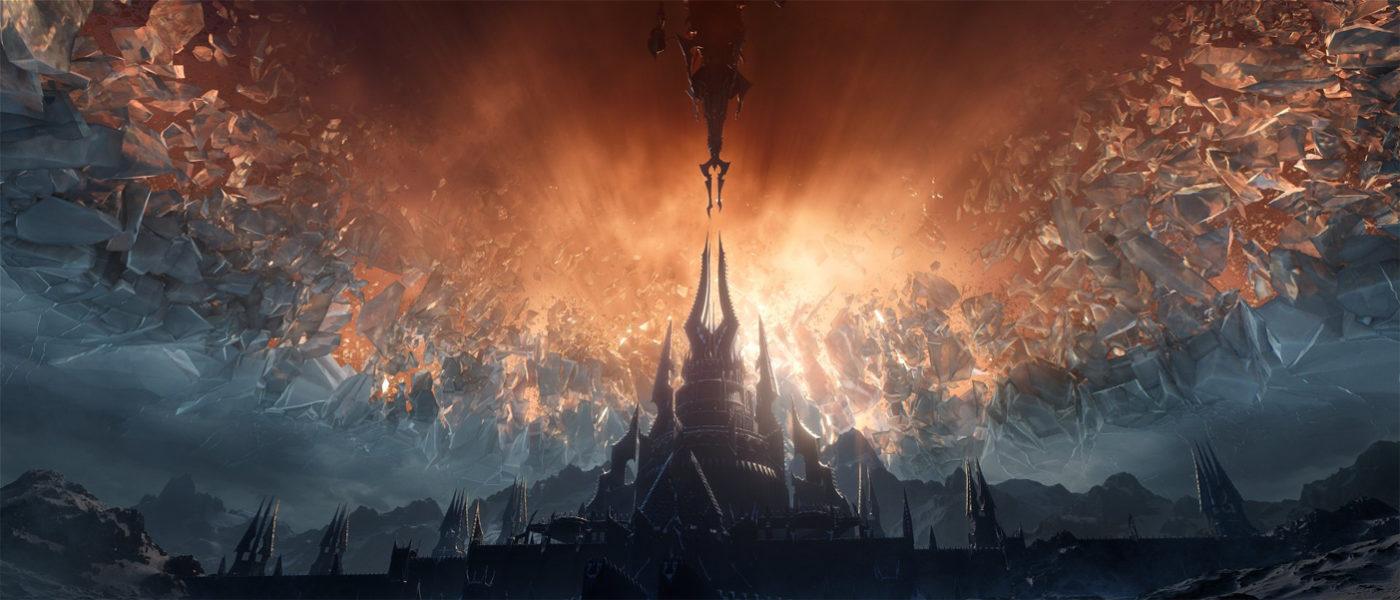 World of Warcraft Shadowlands disponible preparche historia requisitos