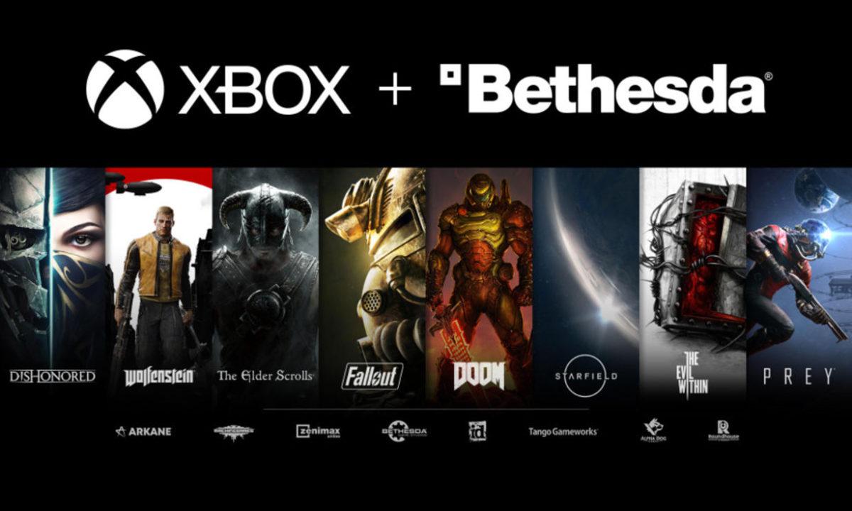Xbox Microsoft compra Bethesda
