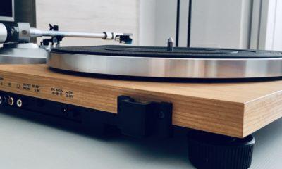 Análisis Audio Technica AT-LPW30TK: minimalismo y diseño 30