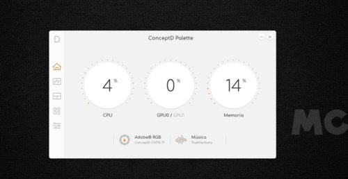Acer ConceptD 7, análisis: una pantalla de ensueño 66
