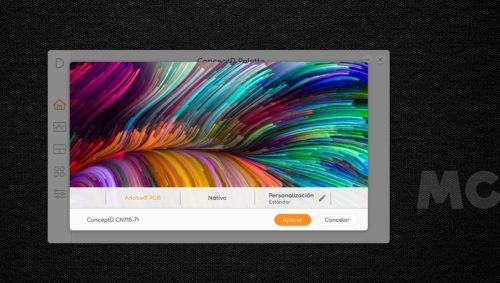 Acer ConceptD 7, análisis: una pantalla de ensueño 60