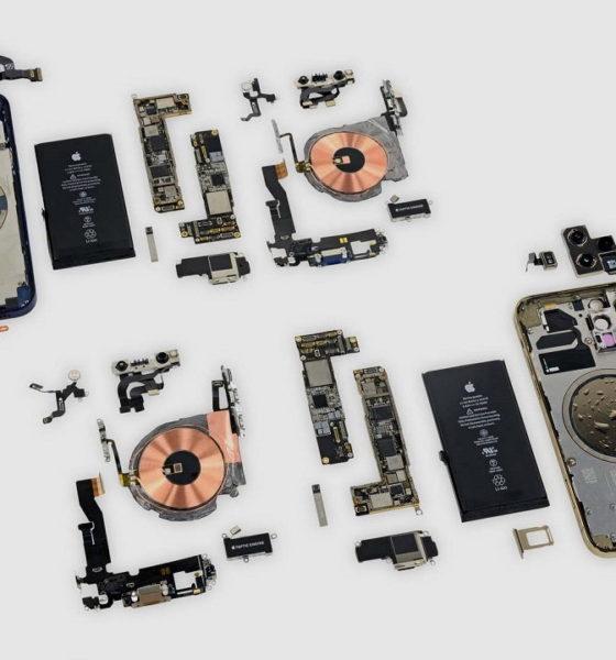 coste de fabricación del iPhone 12 Pro