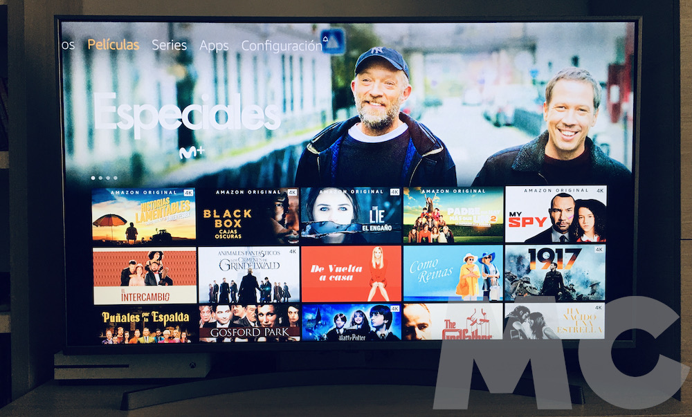 Amazon Fire TV Cube, analysis: faster and smarter than ever 31