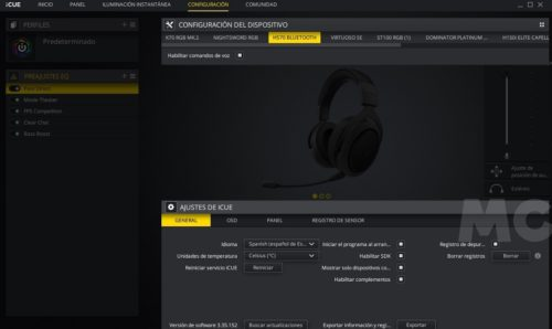 Corsair HS70 Bluetooth, análisis: sin límites 45