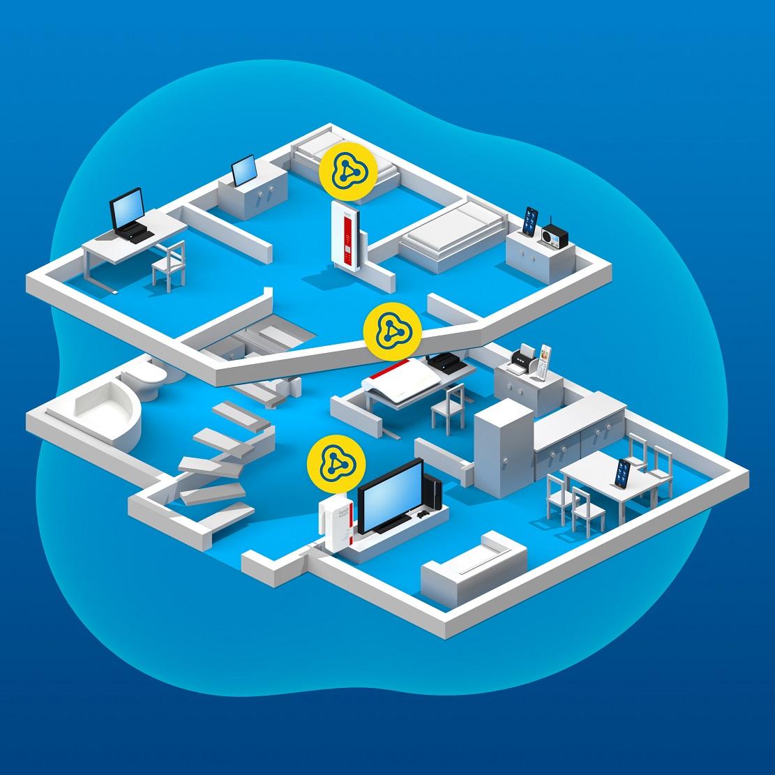 Consejos para acertar en la colocación de un repetidor Wi-Fi 35