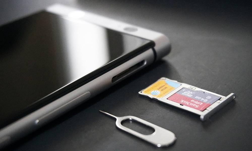 smartphone de segunda mano