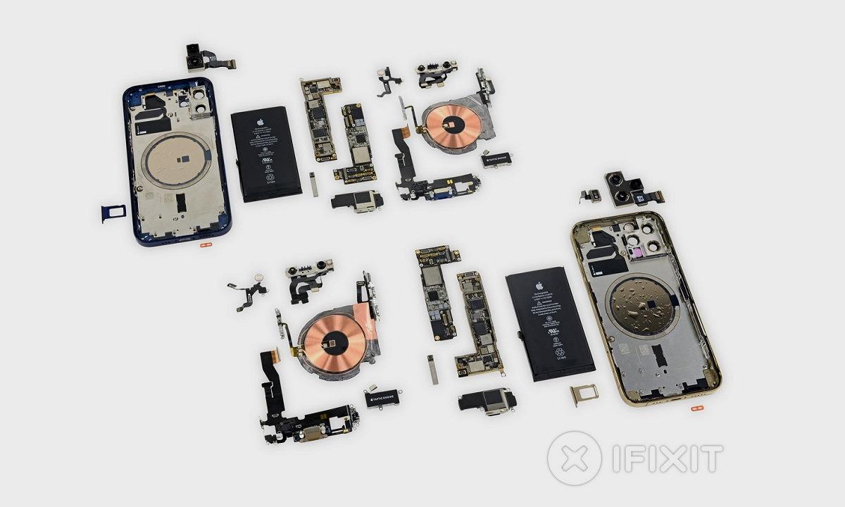 smartphone piezas