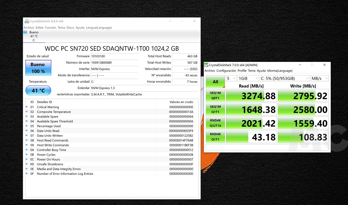 Acer ConceptD 7 SSD
