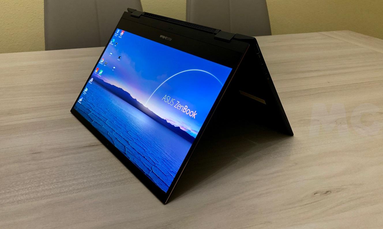 ASUS ZenBook Flip S (UX371), análisis: lujo y tecnología se dan la mano en un convertible para usuarios exigentes 41