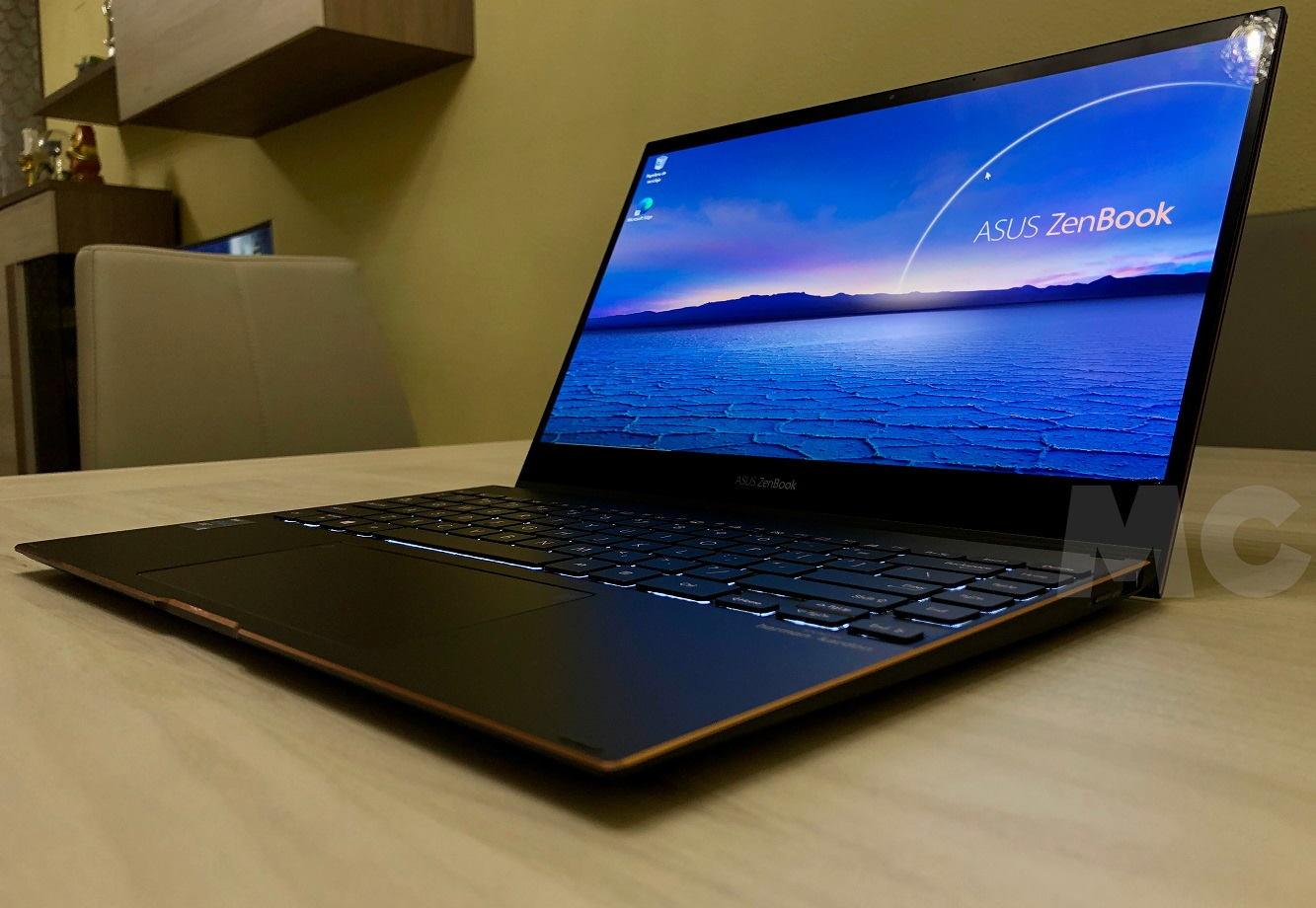 ASUS ZenBook Flip S (UX371), análisis: lujo y tecnología se dan la mano en un convertible para usuarios exigentes 69