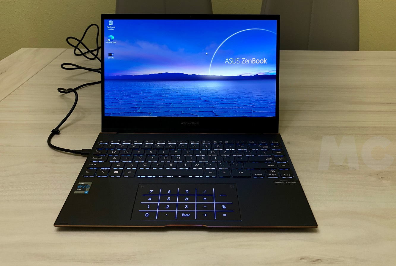 ASUS ZenBook Flip S (UX371), análisis: lujo y tecnología se dan la mano en un convertible para usuarios exigentes 45