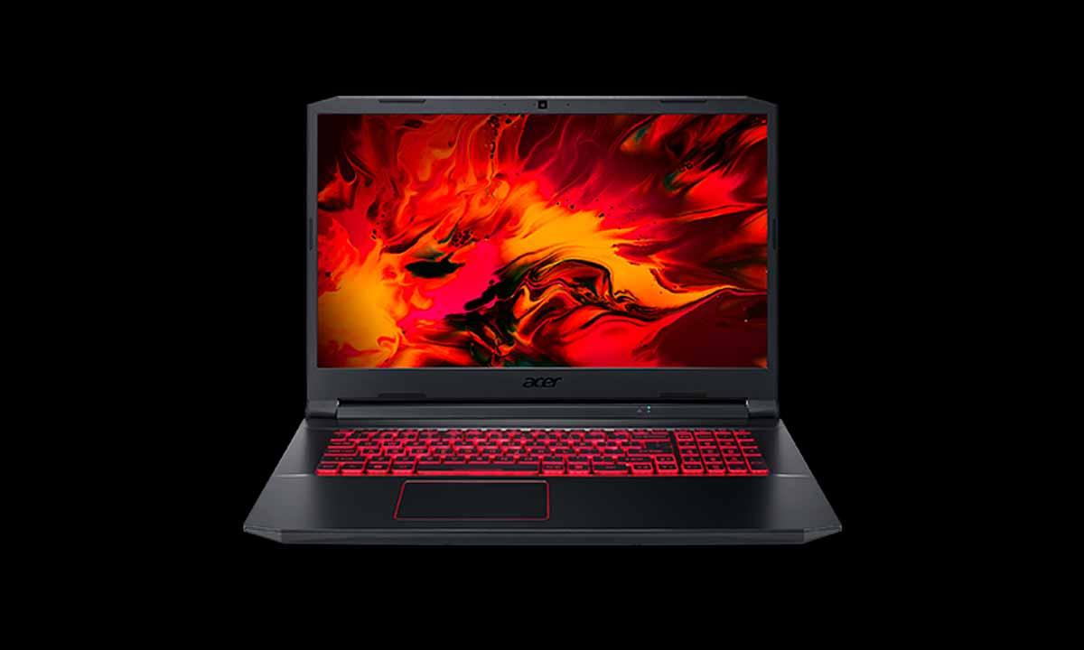 Acer Nitro 5 AN517-41, un portátil para gaming con una CPU inédita de AMD y una GeForce RTX 3080